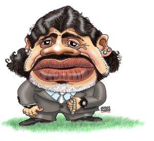 Maradona por Jorge Inácio
