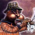Dizzy Gillespie por Jorge Inácio