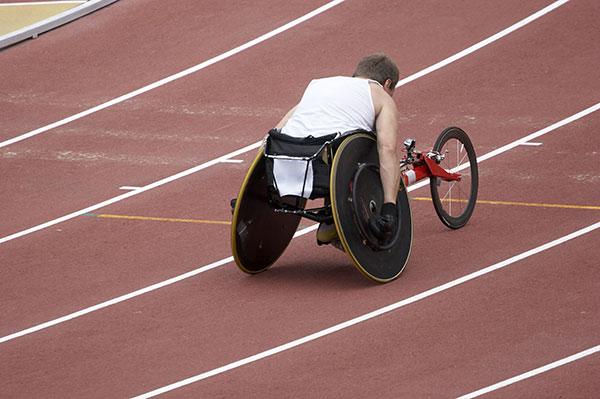 corrida paralímpica