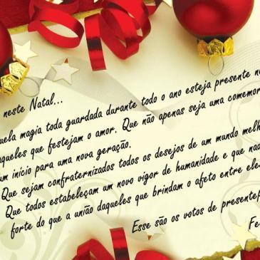 cartao de Natal para enviar para pessoas especiais