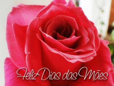 feliz dia das maes com amor