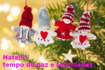 mensagens feliz Natal para grupos whatsapp