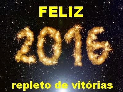 mensagem feliz ano novo bem vindo 2016