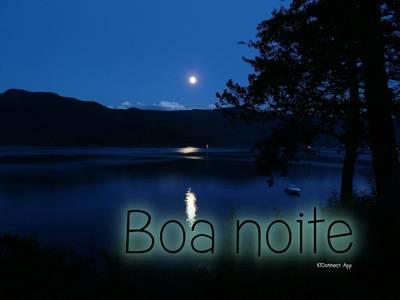 mensagem de boa noite-que seja linda e maravilhosa