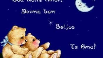 Boa Noite Romantico Para Pessoa Especial Mensagens De Amor Com Imagens