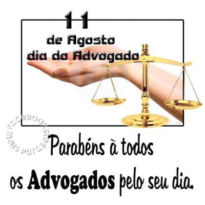feliz dia dos advogados