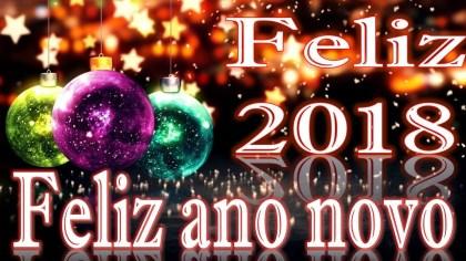 mensagem feliz ano novo de 2018