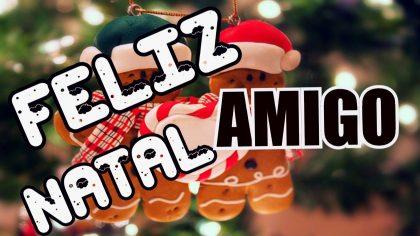 feliz Natal amigo