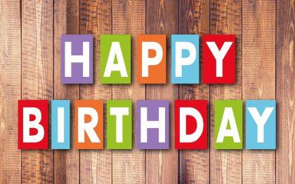 cartão de feliz aniversário para amiga especial