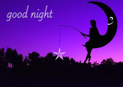 uma boa noite abençoada para todos nós