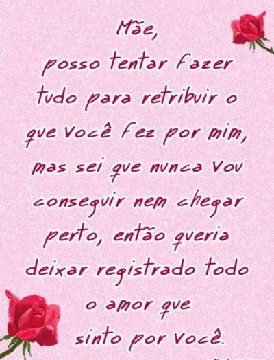 frases dia as maes