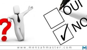 questionnaire en ligne mensahmaster