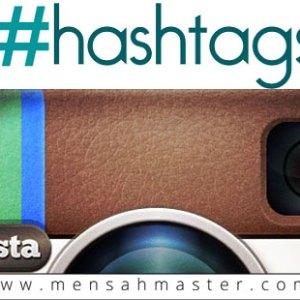 hashtag sur instagram