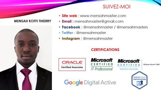 Mensah Koffi Thierry