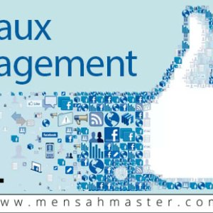 Taux d'engagement Facebook
