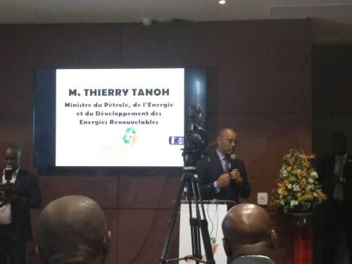 Alertes Electricté M. Thierry Tanoh