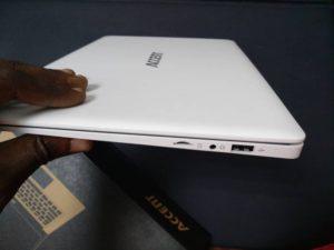 Accent notebook smart 140 connectivité 2