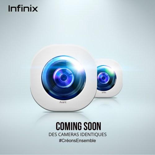 infinix note5 pro camera