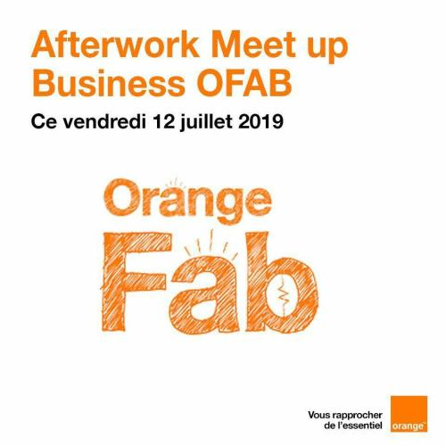 Afterwork Orange fab 1
