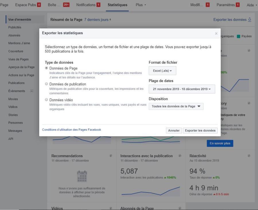 Rapport Facebook comment doit s'y prendre le Community Manager - 4