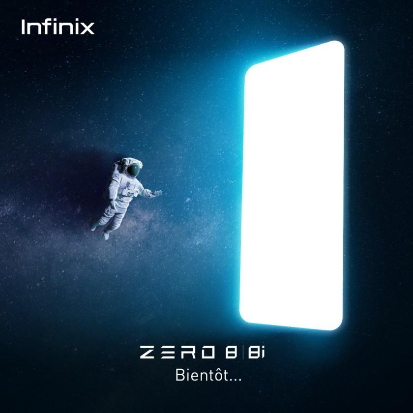 infinx zero8 bientôt