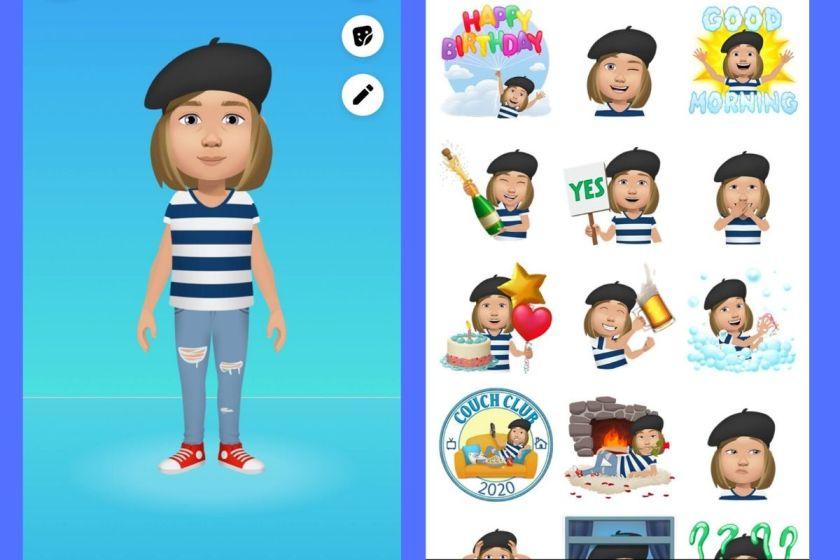 avatar stickers
