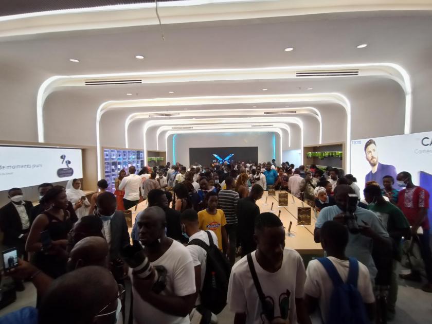 Tecno-Mobile---Ouverture-boutique-officielle 4