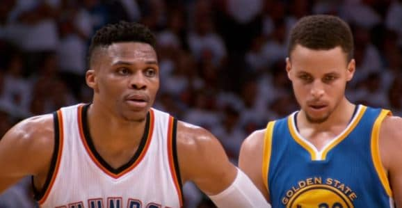 How the OKC Thunder Defended Steph Curry in Game 4