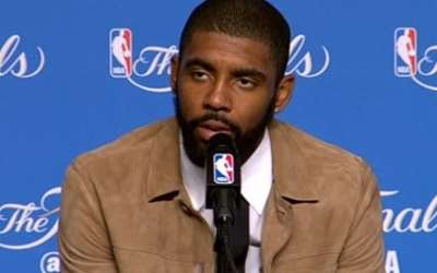 Learn 4 Shocking Facts on how NBA Kyrie Irving Finishes at the Rim!  By Chris Filios