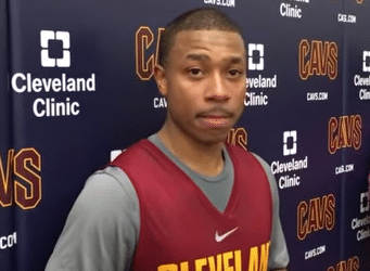 Isaiah Thomas Cleveland Cavaliers Debut: X's and O's Involved by Roberto Assi