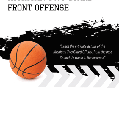 Michigan Two Guard Front Offense