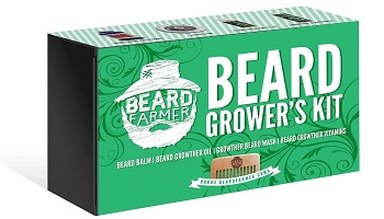 Beard Growth Kit Men's Beard