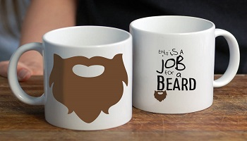 Beard Mugs | Men's Beard