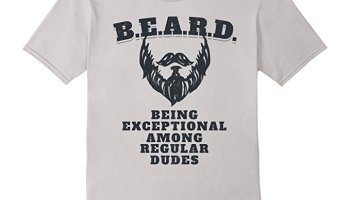 Beard Themed T-Shirts | Men's Beard