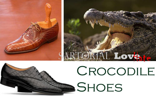 crocodile-shoes