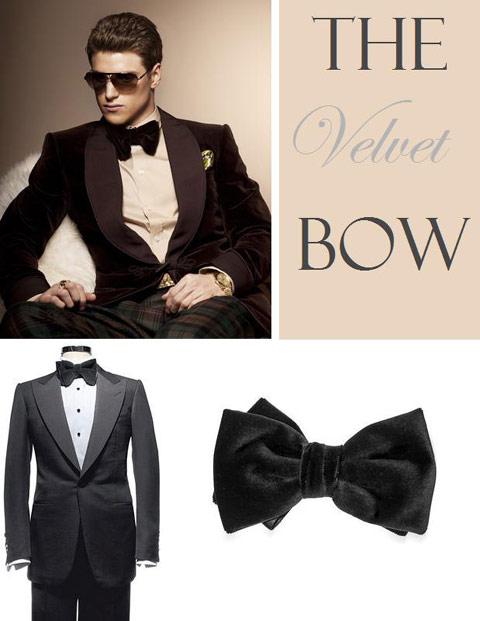 velvet-bow