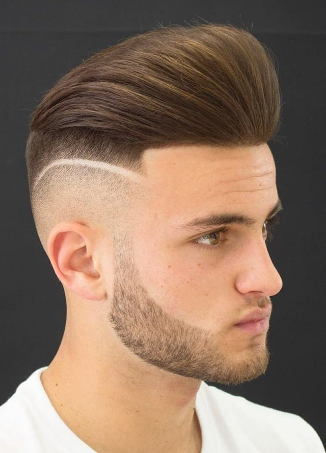 230 stylish pompadour haircut ideas and tips for 2019