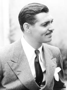 The Clark Gabel/1030's haircut