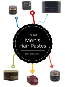The Best Men's Hair Paste