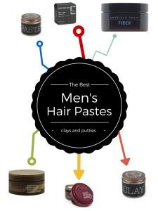 The Best Men's Hair Paste