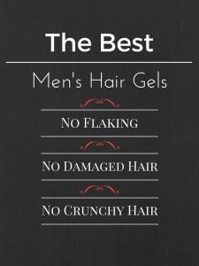 The Best Men's Hair Gels