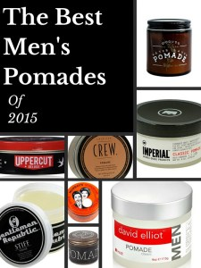 The Best Men's Pomades of 2015