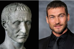 The Caesar Cut-A classic men's hairstyle that has been in fashion for over 2,000 years!