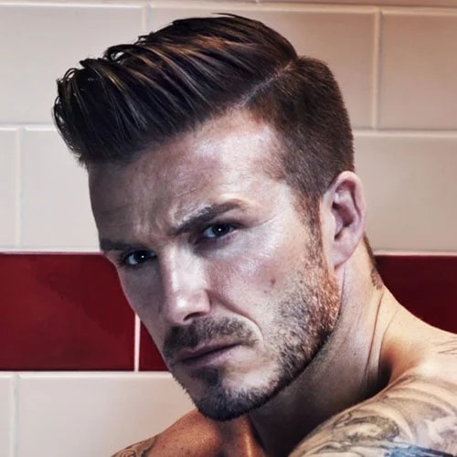 Image Result For Beckhlong Hairstyle