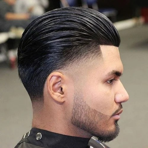 Image Result For Best Slicked Back Hairstyles For Men Mens