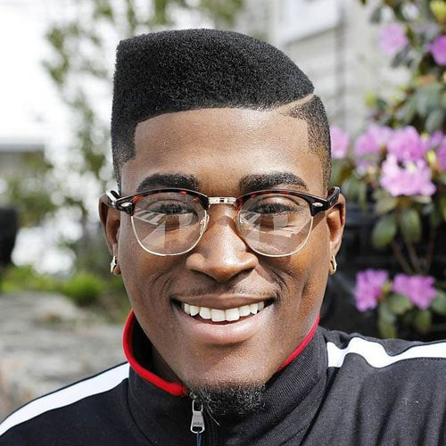 The High Top Fade Mens Haircuts Hairstyles 2017