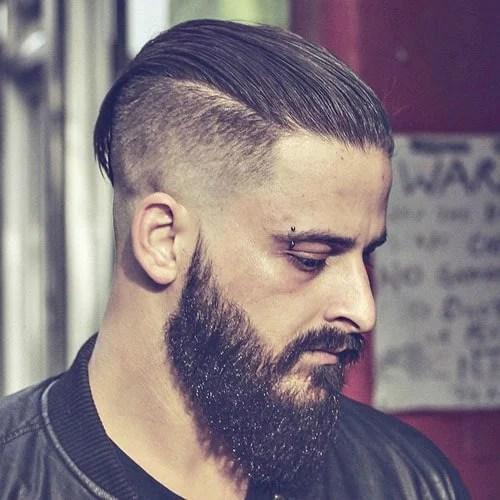 25 Slicked Back Hairstyles 2019 Mens Haircuts