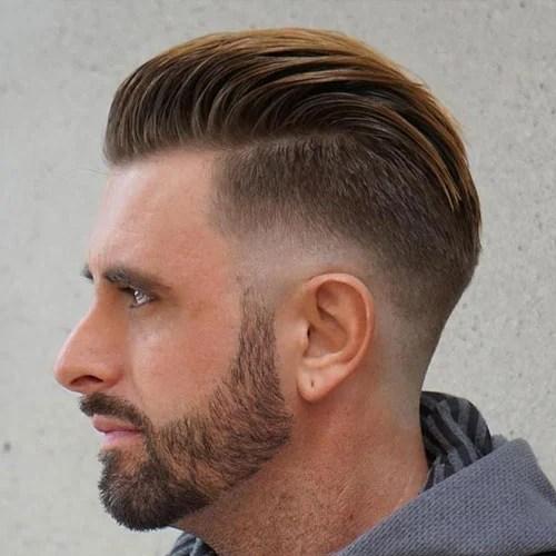 Hair Pictures Men Bald Sides Around