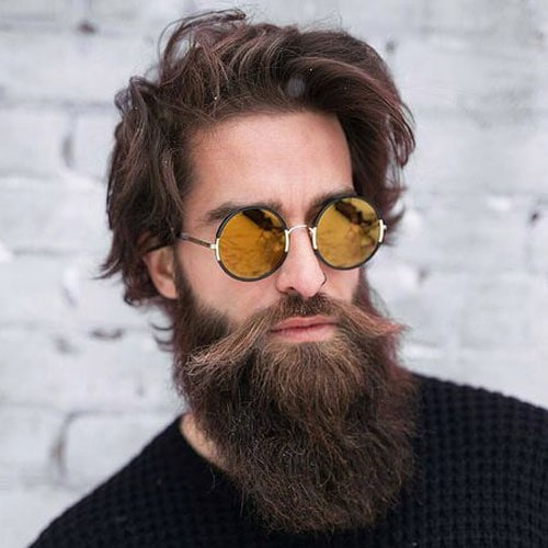 Top 23 Beard Styles For Men In 2017 Mens Haircuts