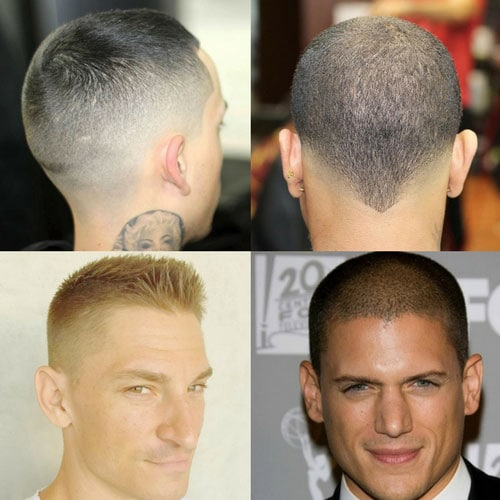 Military Haircuts For Men Mens Haircuts Hairstyles 2017